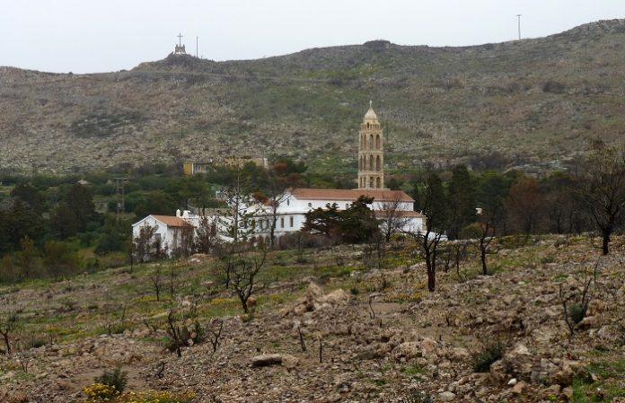 Έργο αποκατάστασης των καμένων στα Κύθηρα και ενημέρωση μαθητών του νησιού