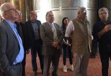 Μονάδες σε Μεσσηνία και Κορινθία επισκέφθηκαν Αποστόλου, Κατρούγκαλος και ο Ινδός Υπουργός Γεωργίας