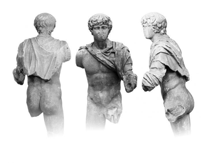 «Ο Νέος της Μαντίνειας» στο Αθέατο Μουσείο του Εθνικού Αρχαιολογικού Μουσείου