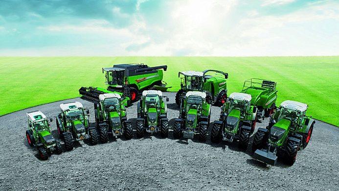 Παρουσίαση των νέων μοντέλων γεωργικών μηχανημάτων FENDT από την KOUIMTZIS Group
