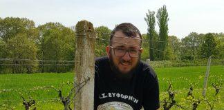 Ο Γιώργος σήμερα καλλιεργεί 40 στρέμματα σταφυλιού στον Δήμο Παιονίας στον Νομό Κιλκίς