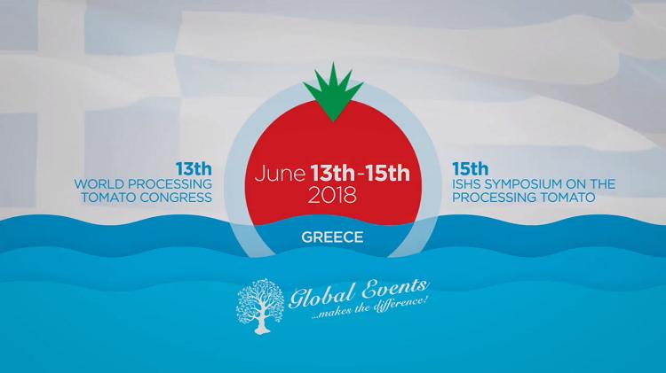 """Το 13ο Παγκόσμιο Συνέδριο Βιομηχανικής Ντομάτας """"σαλπάρει"""" για τα ελληνικά νησιά"""