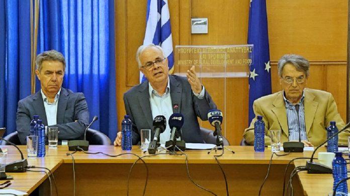 Αποστόλου: Την Παρασκευή η καταβολή των Συνδεδεμένων - Δέσμη μέτρων για την αιγοπροβατοτροφία από το ΥΠΑΑΤ