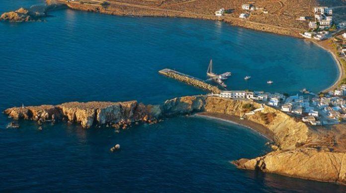Στο ΕΣΠΑ η ολοκλήρωση του καταφυγίου αλιευτικών σκαφών στη Φολεγάνδρο