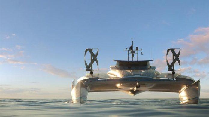 Το εντυπωσιακό πλοίο Energy Observer έδεσε στο λιμάνι των Χανίων