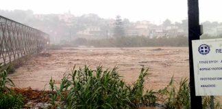 Εγκρίθηκε η αποζημίωση των πληγέντων της Λακωνίας από τις πλημμύρες του 2016