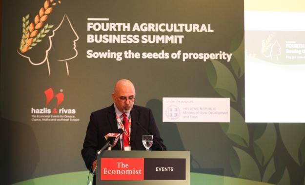 Ι. Χανιωτάκης: Η χρηματοδότηση του αγροτικού τομέα θα αναπροσαρμόζεται έτσι ώστε να λειτουργήσει πιο αποτελεσματικά