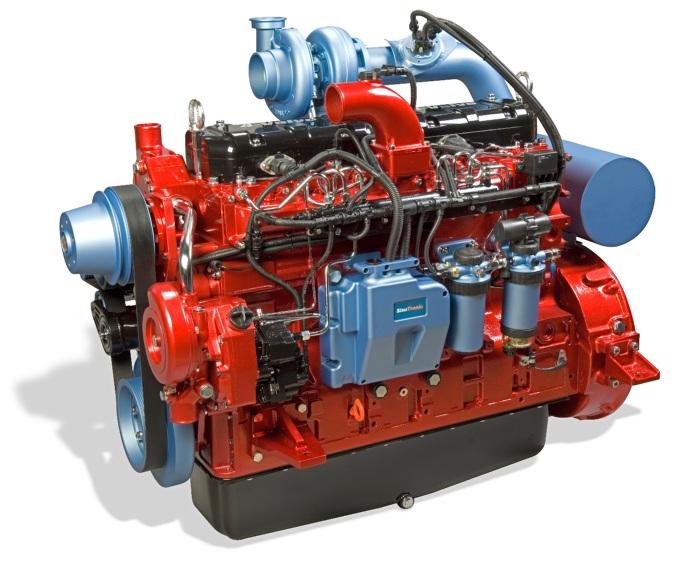 Κινητήρας µε σύστηµα µείωσης καυσαερίων SCR (Ad-Blue)