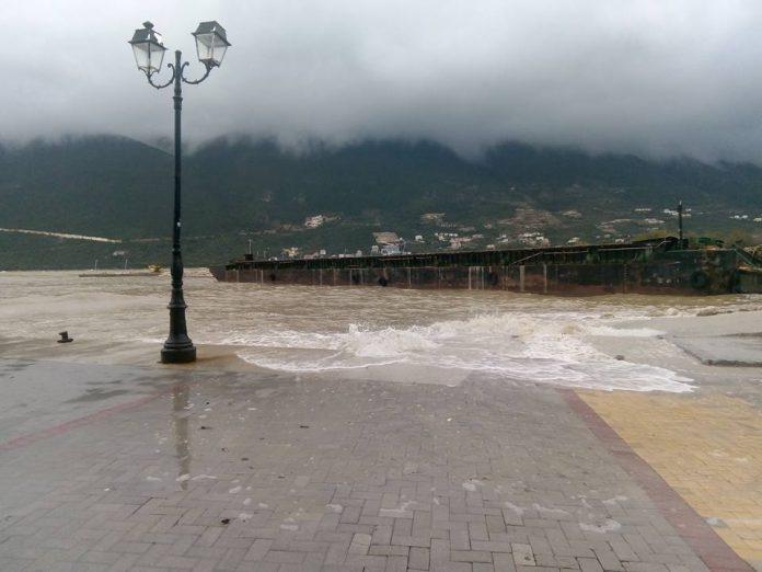 Λευκάδα: Κλειστά τα σχολεία μετά τη χθεσινή θεομηνία - Πλημμύρισαν σπίτια και μαγαζιά