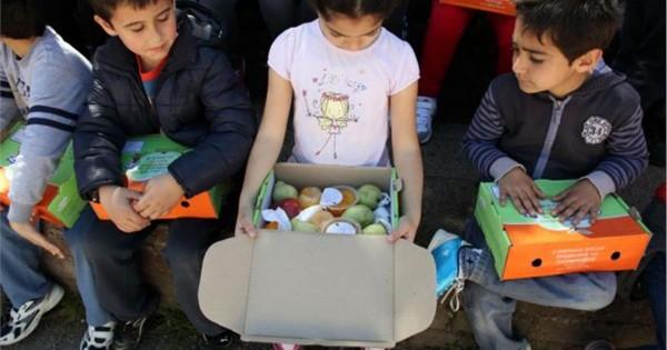 Νέος διαγωνισμός για διανομή φρούτων και λαχανικών σε σχολεία