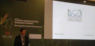 Ομιλία του προέδρου της ΔΟΒ για τον κλάδο του βαμβακιού στο πλαίσιο του συνεδρίου του Economist