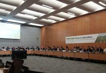 Παγκόσμιο Φόρουμ του ΟΟΣΑ στο Παρίσι για τις ψηφιακές τεχνολογίες στη γεωργία
