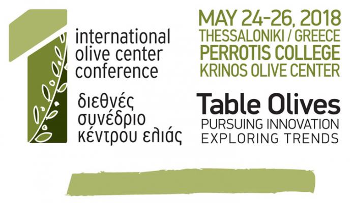 Σημαντικές ανακοινώσεις στο 1ο Διεθνές Συνέδριο για την ελιά στο Perrotis College