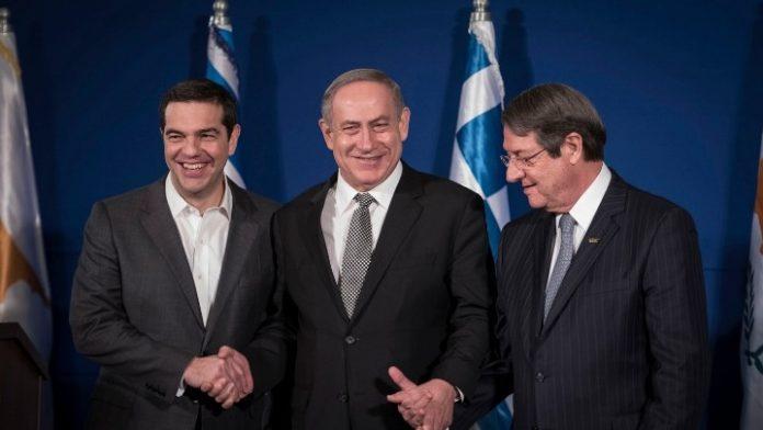 Σήμερα στη Λευκωσία η 4η Τριμερής Σύνοδος Κορυφής Κύπρου-Ελλάδας-Ισραήλ