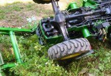 Τρακτέρ καταπλάκωσε αγρότη στα Μεταξάτα Κεφαλονιάς