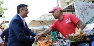 Έναρξη λειτουργίας για την πρώτη Πρότυπη Λαϊκή Αγορά της Θεσσαλονίκης