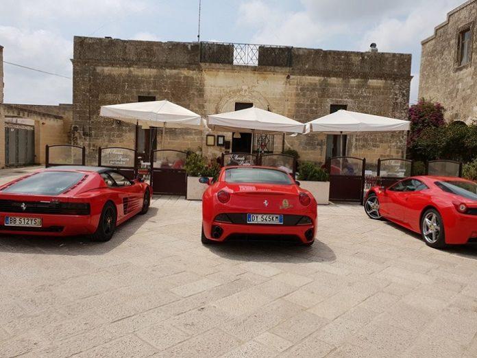 Στην Ήπειρο το Ferrari Club «Passione Rossa»