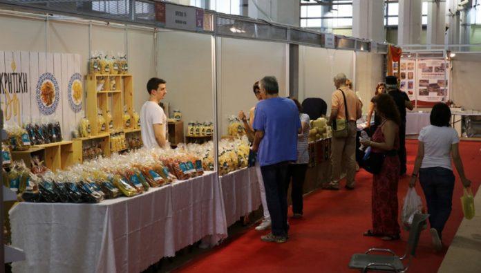 Μέχρι της 10 Ιουνίου η Παγκρήτια έκθεση τοπικών προϊόντων στον Πειραιά