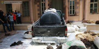 Μυτιλήνη: Αθωώθηκαν οι τέσσερις αγρότες που είχαν συλληφθεί, μετά το τέλος κινητοποίησης