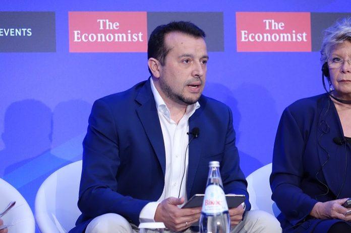 Ν. Παππάς: Οι νέες τεχνολογίες βρίσκονται στην καρδιά της νέας ανάπτυξης που η χώρα αναζητά
