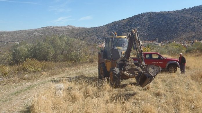 Ακόμη 13 έργα αγροτική οδοποιίας σε 10 δήμους της Στ. Ελλάδας