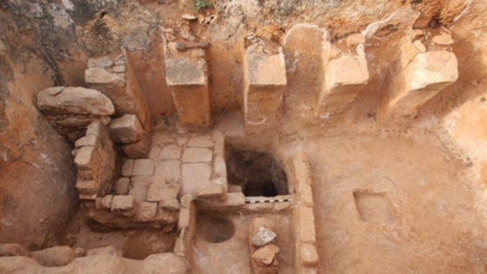 Αρχαιολόγοι ανακάλυψαν δύο Βυζαντινά πατητήρια σταφυλιών στο Ισραήλ