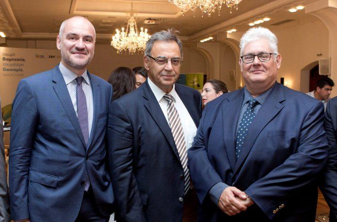Εκδήλωση ΣΒΒΕ και ΕΤΒΑ ΒΙ.ΠΕ. για τον κλάδο της βιομηχανίας στη Βόρεια Ελλάδα