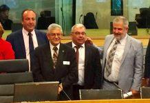 Η ελληνική εκπροσώπηση στο νέο Δ.Σ του Δικτύου Νησιωτικών Επιμελητηρίων της ΕΕ «INSULEUR»