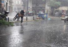 Επιδείνωση του καιρού από τη Δευτέρα 22/10 με βροχές και καταιγίδες