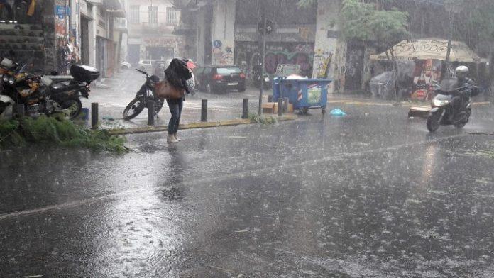 «Ραφαήλ» και «Σοφία»: Δύο διαδοχικά έντονα κύματα κακοκαιρίας θα επηρεάσουν την Ελλάδα τις πρώτες ημέρες του 2019