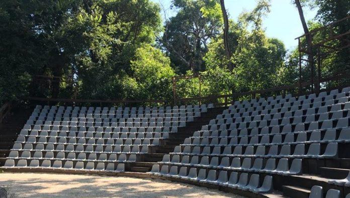 Κέρκυρα: Θα λειτουργήσει φέτος το θέατρο Ρένα Βλαχοπούλου του Μον Ρεπό