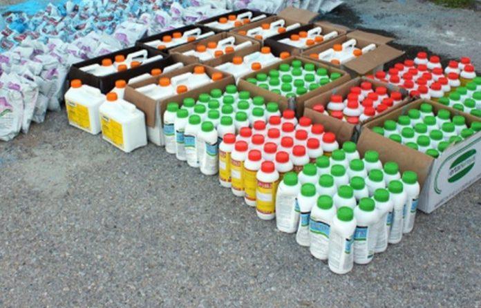 Περιφέρεια Θεσσαλίας: Ολοκλήρωση του 1ου κύκλου συλλογής κενών φυτοφαρμάκων