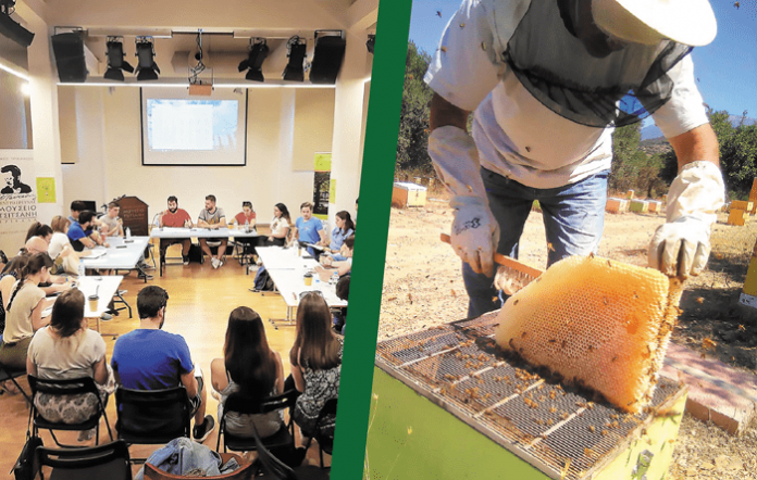 Καρπούς αποφέρει η συνεργασία πανεπιστηµίων και αυτοδιοίκησης για την κατάρτιση νέων αγροτών