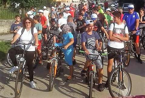 Ορθοπεταλιές στο Δήμο Ζίτσας με μεγάλη συμμετοχή