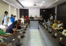 Σύσκεψη για τα θέματα που αφορούν τον αγροτικό τομέα της Λακωνίας