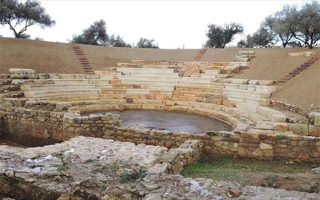 Χανιά: «Ζωντανεύει» το αρχαίο θέατρο της Απτέρας μετά από 1700 χρόνια
