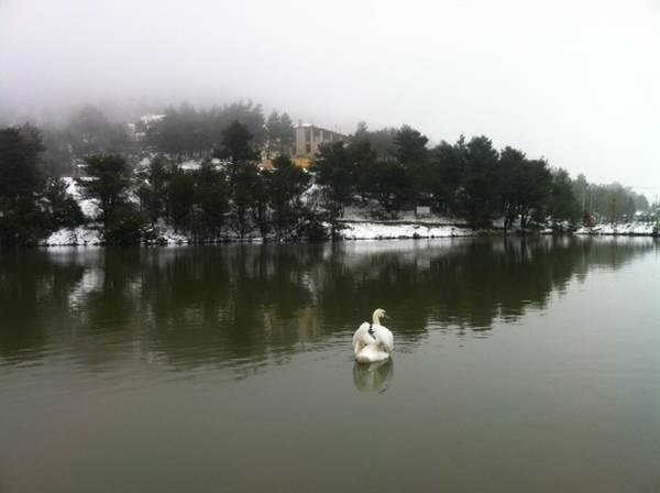 Τατόι: Αποκατάσταση της διαδρομής προς τη λίμνη «Κιθάρα»