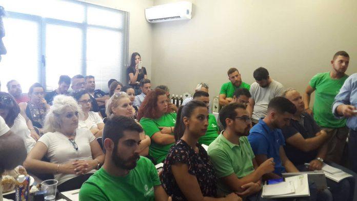 Cretan Mill και Ένωση Ηρακλείου με κοινό όραμα για ποιοτικό Κρητικό Ελαιόλαδο