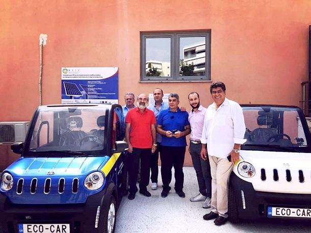 Δήμος Αλεξανδρούπολης: Δύο ηλεκτροκίνητα οχήματα παραδόθηκαν στο Πολυκοινωνικό