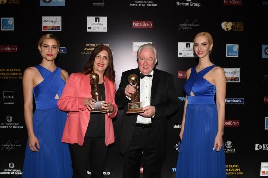 . Δύο παγκόσμια βραβεία τουρισμού στην Πελοπόννησο