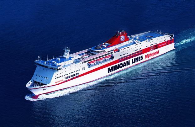 Εγκαινιάστηκε από τον υπουργό Ναυτιλίας η νέα ακτοπλοϊκή γραμμή Χάνια-Πειραιάς-Χανιά