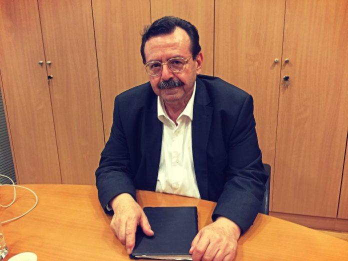 Χρήστος Γιαννακάκης, πρόεδρος της Κοινοπραξίας Ομάδας Παραγωγών Ημαθίας