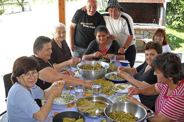 Γιορτή ντολμά το Σάββατο 21 Ιουλίου στον Ευρωπό Κιλκίς