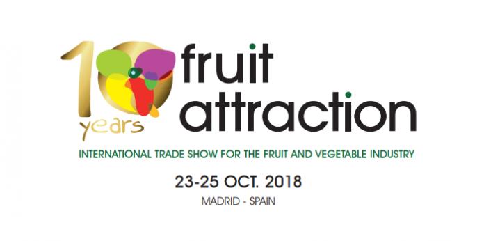 Ηχηρό ελληνικό «παρών» στην Fruit Attraction 2018