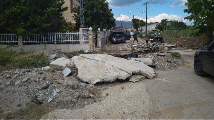 Σε κατάσταση έκτακτης ανάγκης κηρύχτηκαν περιοχές του δήμου Βόλβης