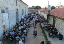 Lesvos Food Fest: Υπαίθρια αγορά με ντόπιους παραγωγούς στην Γέρα
