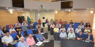 Πανελλήνια συνάντηση εκπροσώπων ΤΟΕΒ- ΓΟΕΒ στη Λάρισα