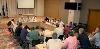 Πολιτικές αγκαλιές για τους αγρότες της Ροδόπης