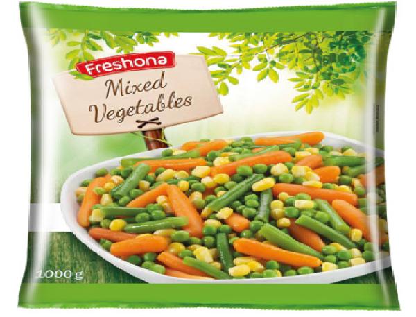 Προληπτική ανάκληση κατεψυγμένων λαχανικών με λιστέρια από το LIDL