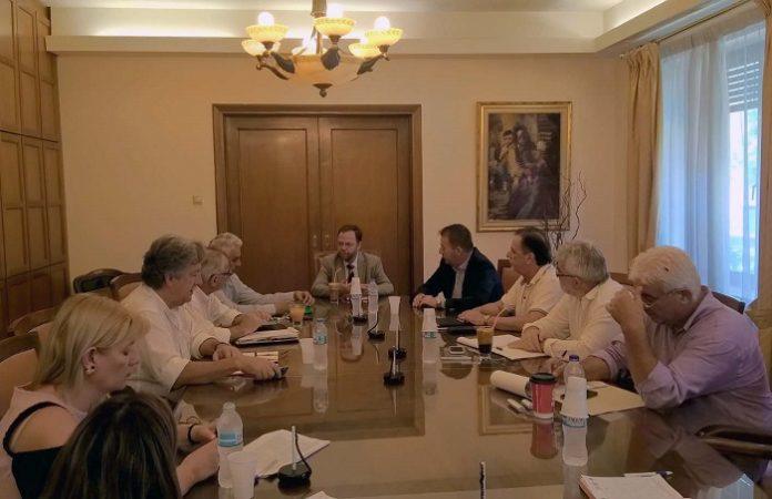 Πρωτοβουλία Κόκκαλη για υποδομές αγροτικής οδοποιίας και ενέργειας σε δήμους της Λάρισας